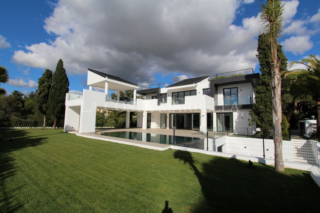 Marbella East, Brand new state of the art Villa