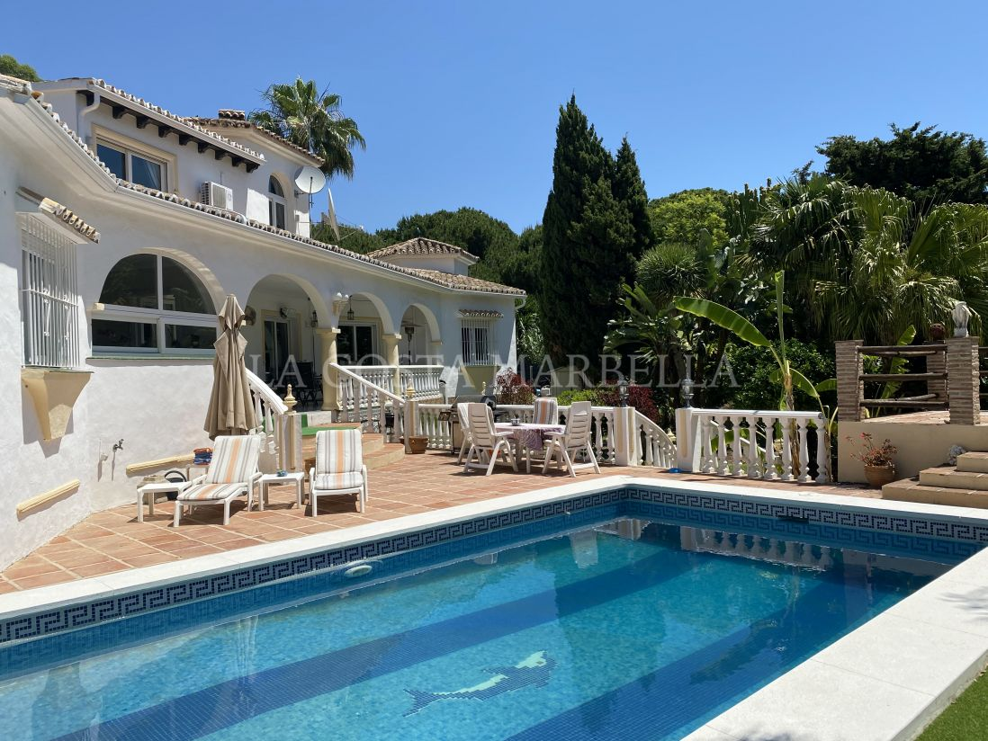 Marbella East, Pretty Villa in the Heart of Elviria
