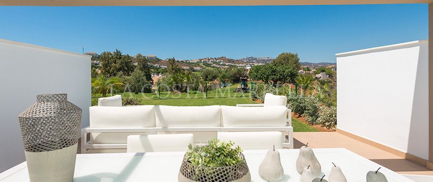 Mijas Costa, NEW BUILD TERRACED HOMES FOR SALE AT LA CALA GOLF RESORT, MIJAS COSTA – COMPLETION FORECAST JUNE 2018
