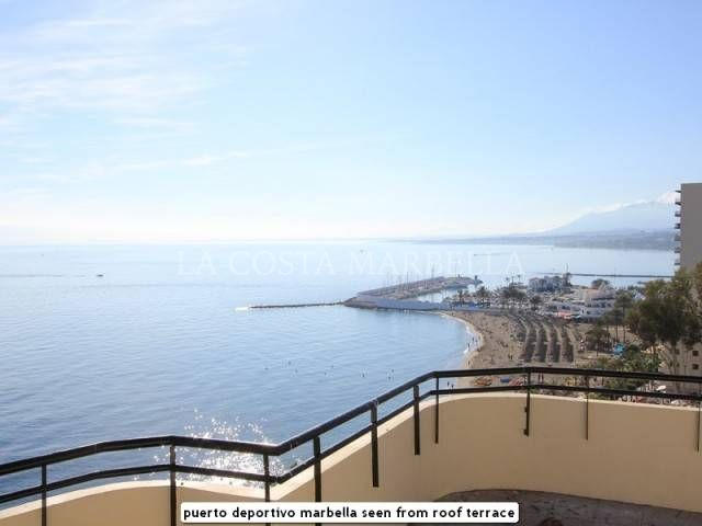 Marbella, Great Opportunity - Penthouse Beachside - Marbella Center