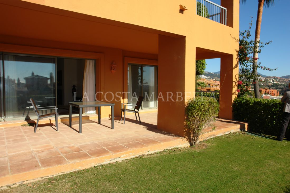 Featured ground floor apartments for sale in La Costa del Sol