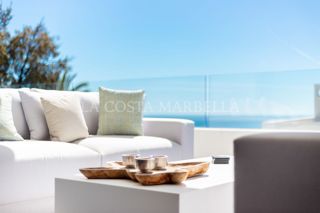 Marbella Golden Mile, Luxury duplex penthouse in Sierra Blanca