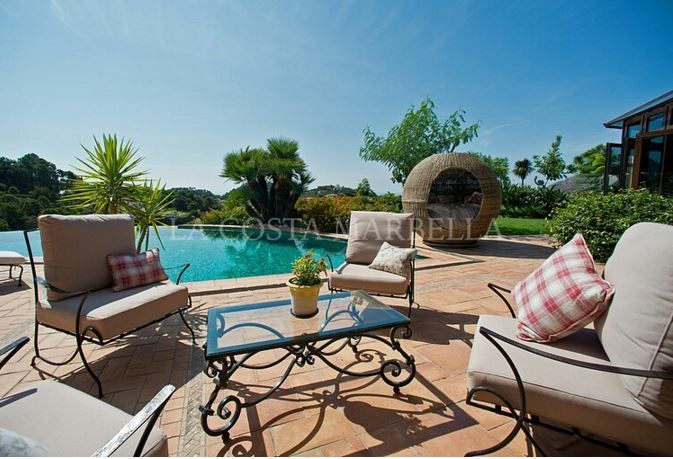 Benahavis, Elegant mansion with sea views for sale in La Zagaleta, Europe's most expensive and prestigeous gated and guarded community