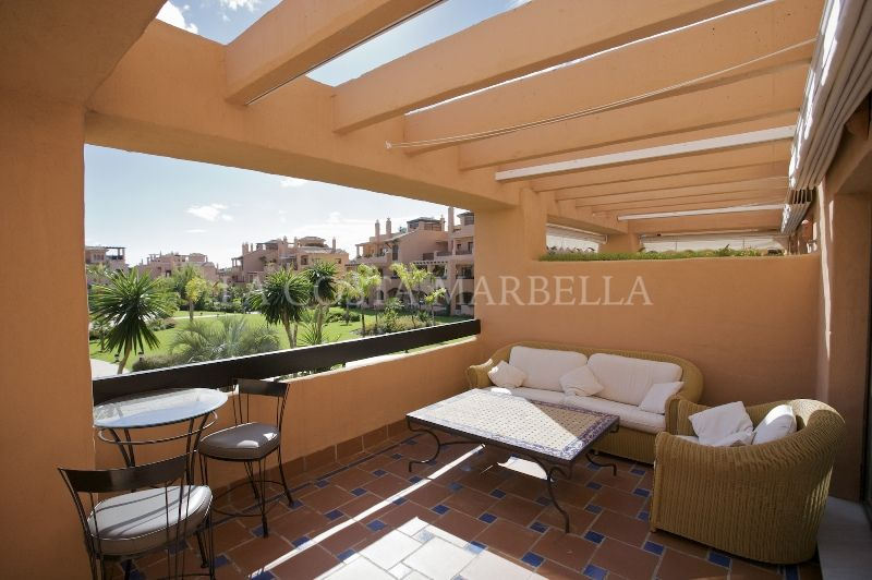 San Pedro de Alcantara, Precious 2 bedroom apartment Guadalmina area