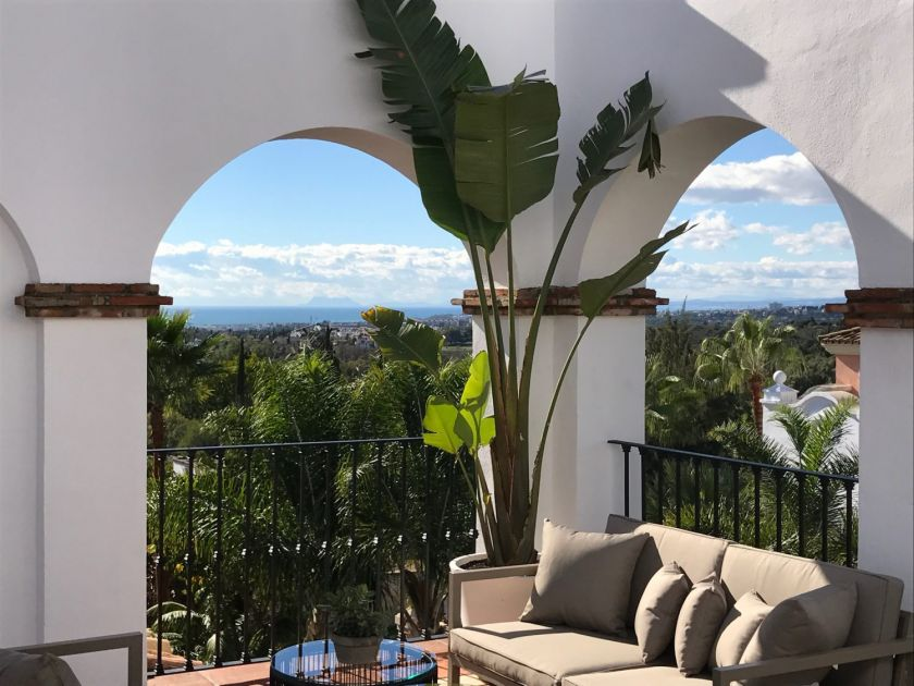 Marbella Golden Mile, Beautiful apartments for sale on the Golden Mile in Marbella