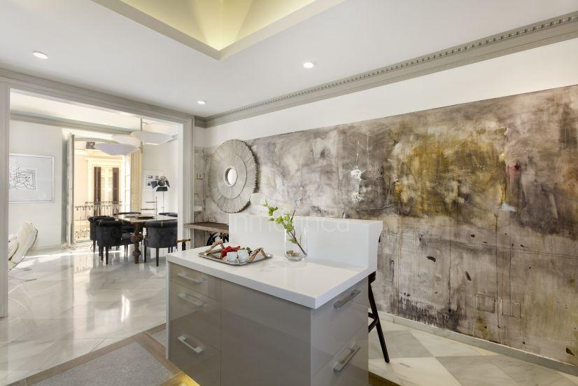 Apartment in Malaga - Este, Malaga