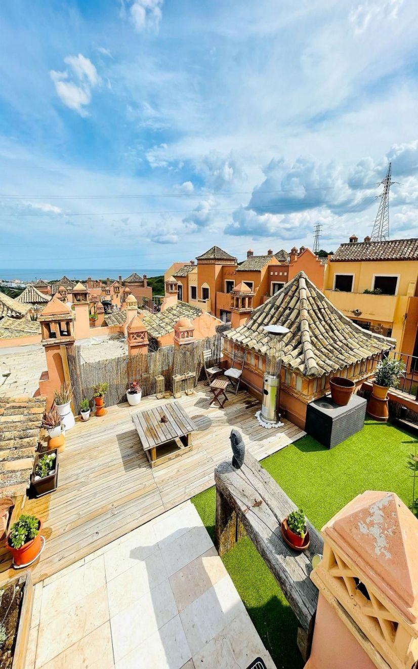 Adosado en Valle Romano, Estepona