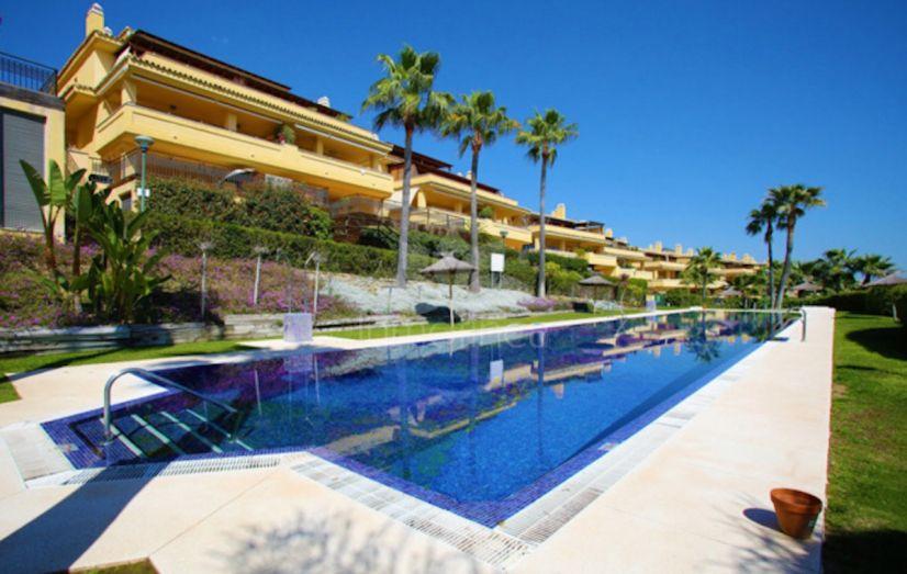 Ground Floor Apartment in Condado de Sierra Blanca, Marbella