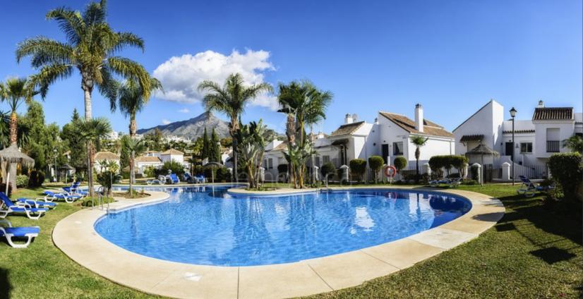 Apartment in Señorio de Gonzaga, Marbella