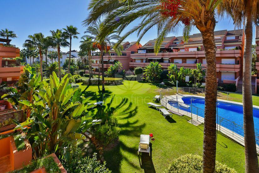 Apartamento Planta Baja en El Embrujo Playa, Marbella