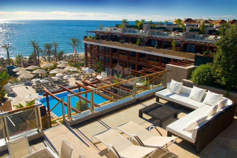 Hotel en Guadalpin Banus, Marbella