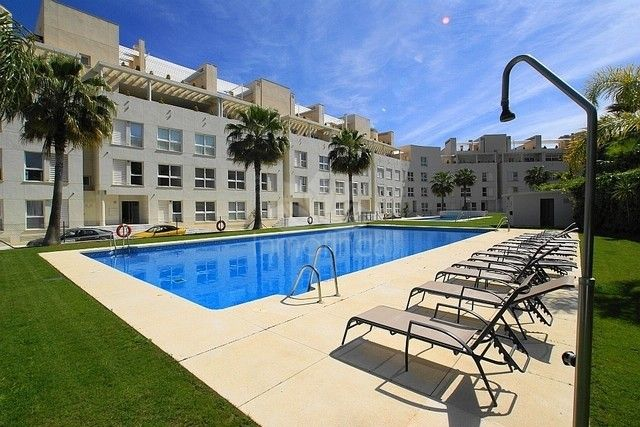 Ground Floor Apartment in Nueva Andalucia, Marbella