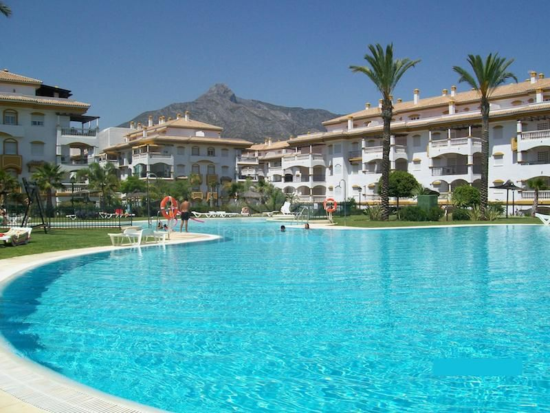Ground Floor Apartment in Marbella - Puerto Banus, Marbella