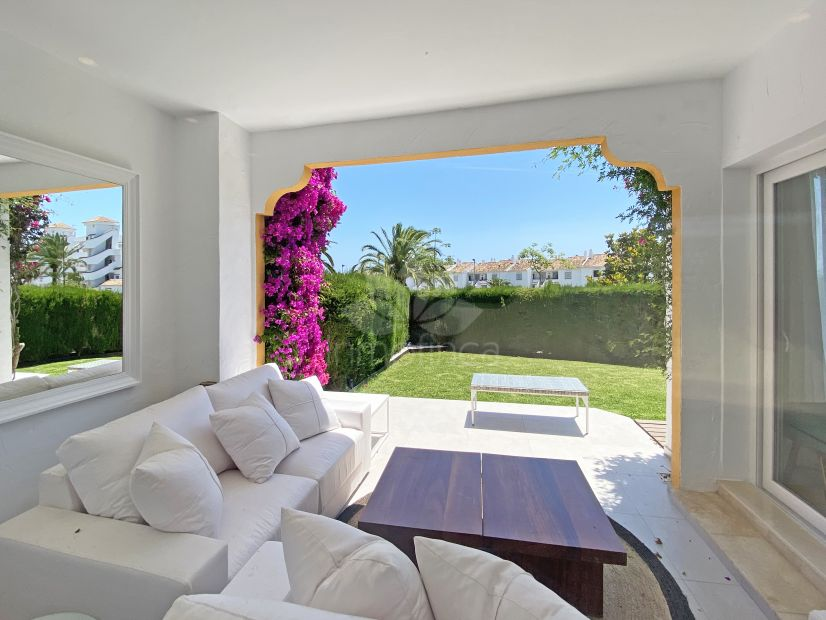 Ground Floor Apartment in Cerro Blanco, Marbella
