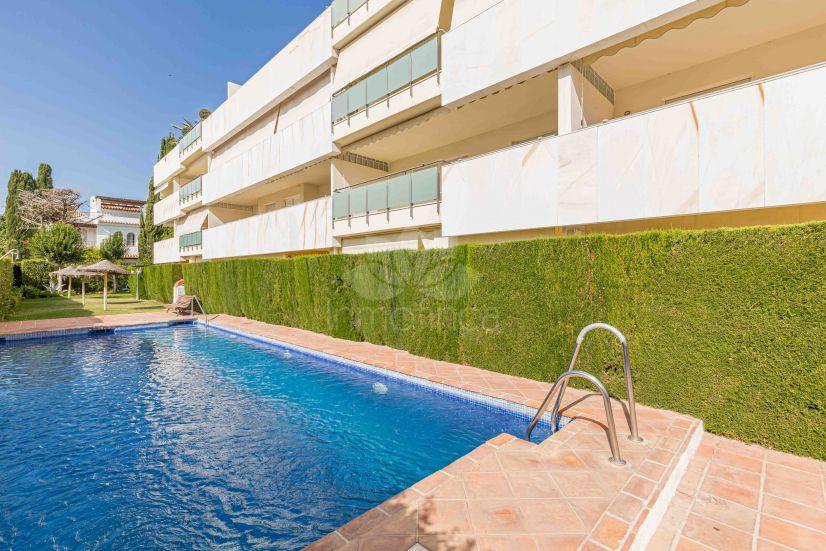 Apartamento en San Pedro Playa, San Pedro de Alcantara