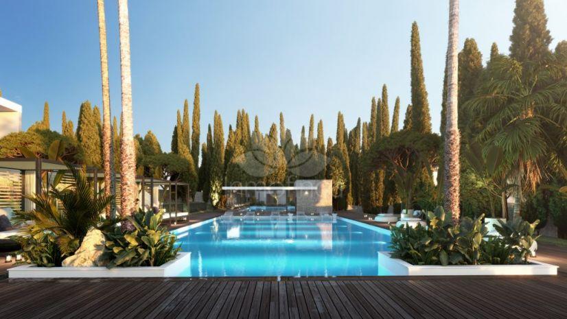 Semi Detached Villa in Le Blanc, Marbella