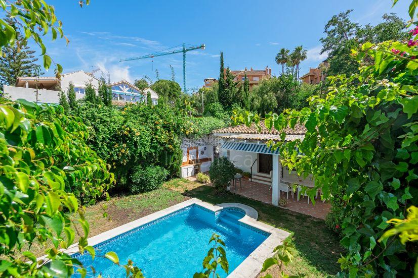 Bungalow en La Campana, Marbella
