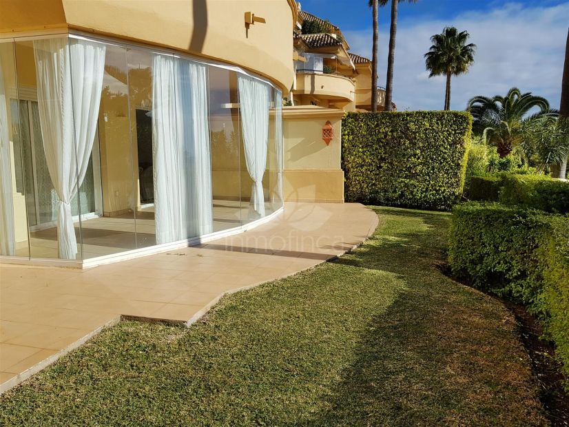 Ground Floor Apartment in Elviria Hills, Marbella