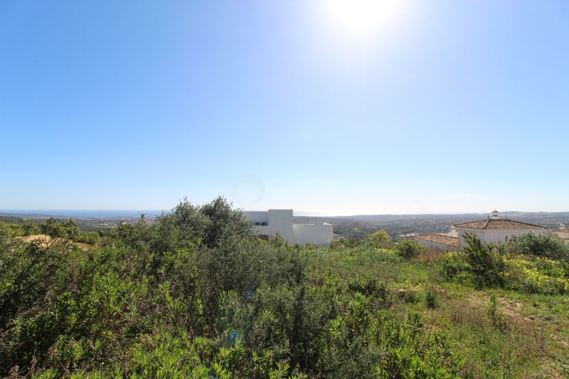 A plot with project for sale in La Reserva de Sotogrande