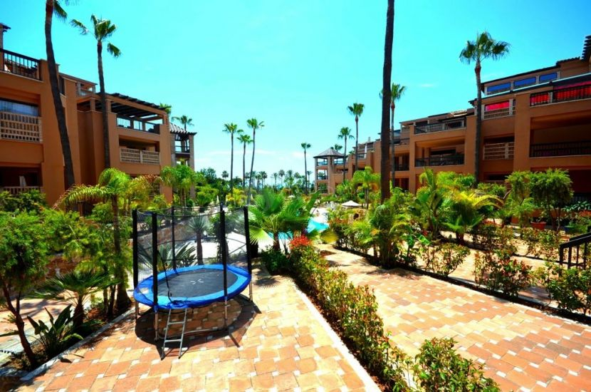 Apartment for sale in Casablanca Beach, San Pedro de Alcantara