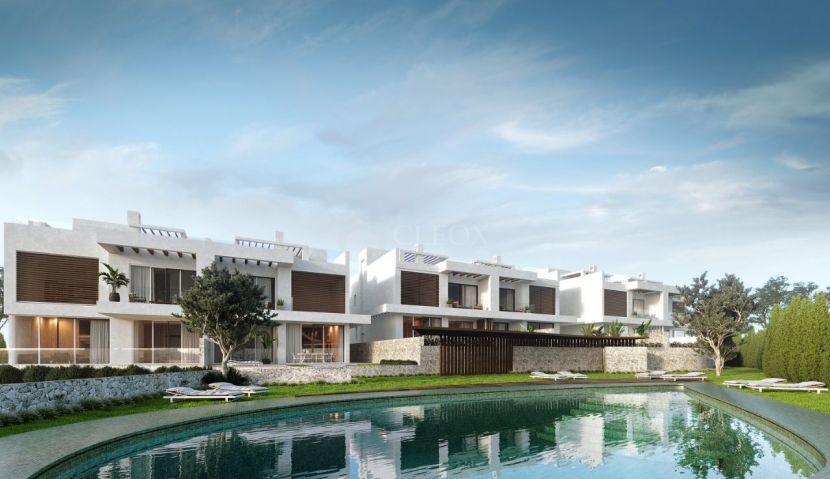 Semi Detached Villa for sale in Marbella East, Marbella