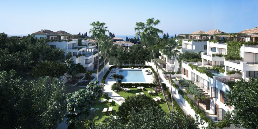 Luxury homes for sale in Marbella golden mile