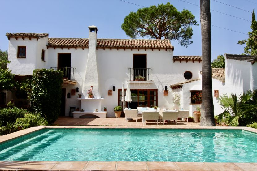 Chalet for sale in La Virginia, Marbella Golden Mile, Marbella