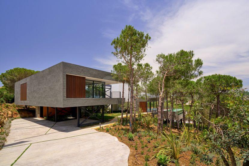 Villa en venta en Almenara Golf, Sotogrande