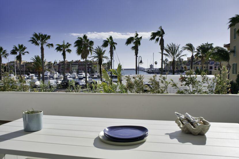 Apartamentos modernos a la venta en la Marina de Sotogrande