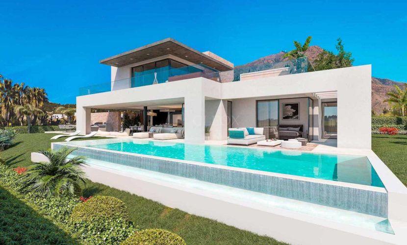 Villa for sale in Valle Romano, Estepona