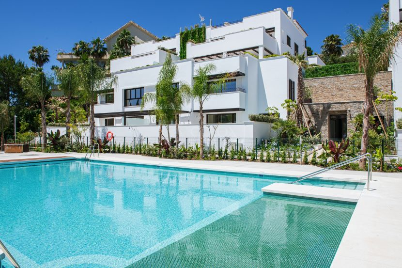Ground Floor Apartment for sale in Lomas del Rey, Marbella Golden Mile, Marbella