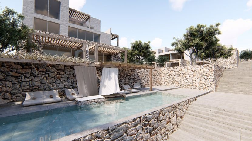 A unique new development in Tarifa, 200 m from the beach