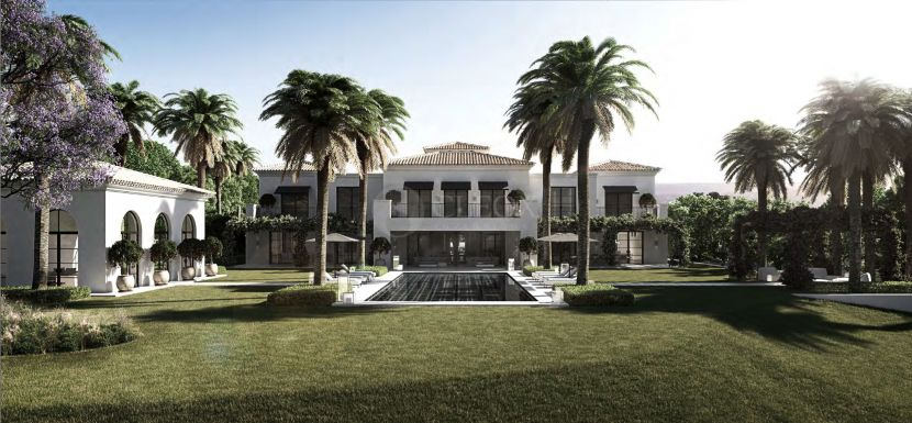 Mansion for sale in Cascada de Camojan, Marbella Golden Mile, Marbella