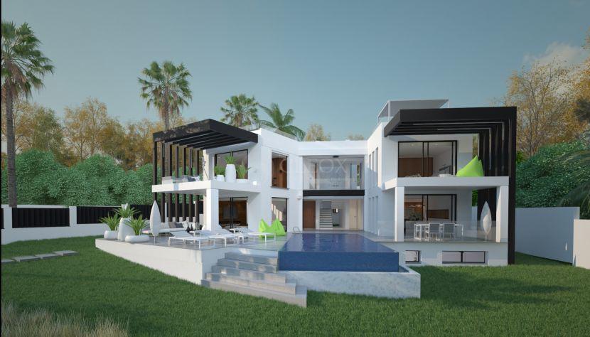 Villa en venta en Marbesa, Marbella Este, Marbella