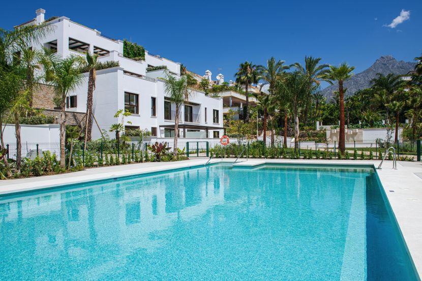 Duplex Penthouse for sale in Lomas del Rey, Marbella Golden Mile, Marbella