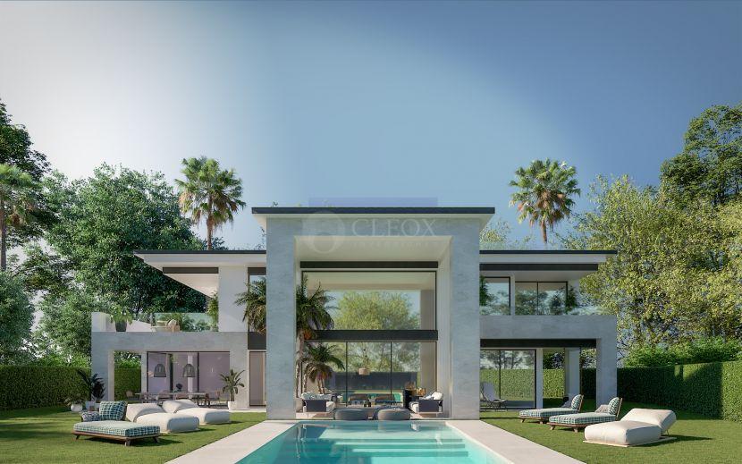 Villa for sale in Atalaya de Rio Verde, Nueva Andalucia, Marbella