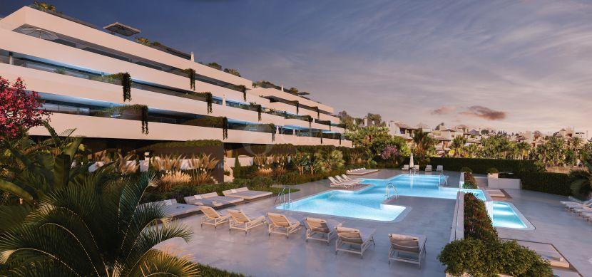 Campanario Hills, роскошные апартаменты на Новой Золотой Миле г. Эстепона