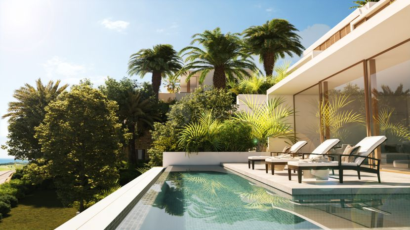 New luxury residences created by Finca Cortesin