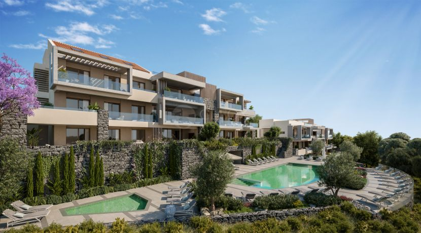 Stunning new development in the new phase of La Quinta Golf