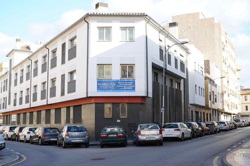 New apartments for sale in the center of Malaga city