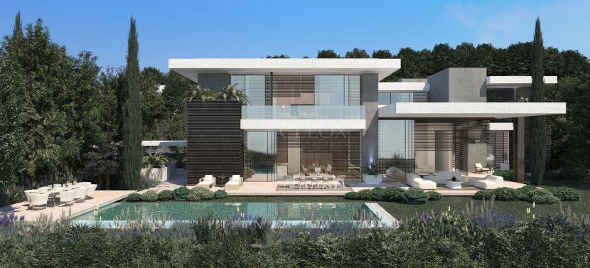 Turnkey villas with modern design inside the exclusive La Quinta Golf Resort