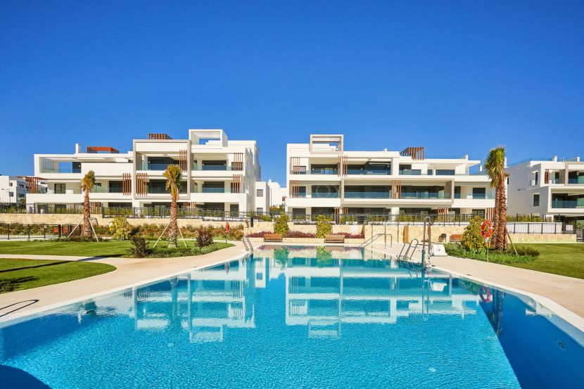 Новые современные квартиры в пешее доступности до пляжа