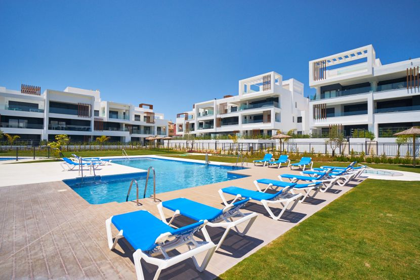 Key Ready modern apartments, between Puerto Banus and Estepona