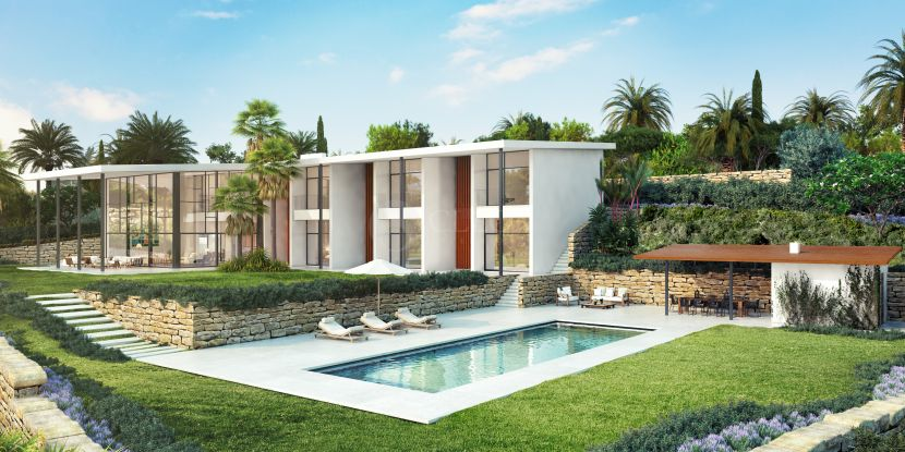 Villa for sale in Finca Cortesin, Casares