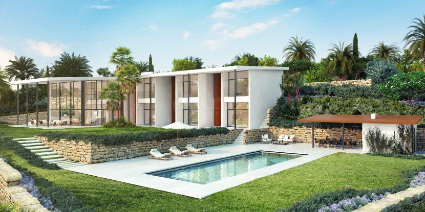 Exclusive luxury villa at Finca Cortesin in Casares