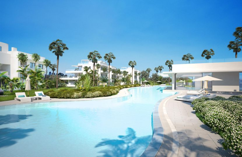 Apartment for sale in Cataleya, Estepona