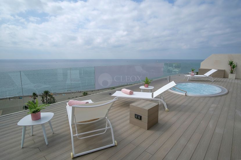 Penthouse for sale in Estepona Old Town, Estepona