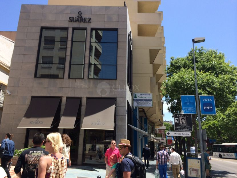 Building for sale in Marbella Centro, Marbella, Marbella