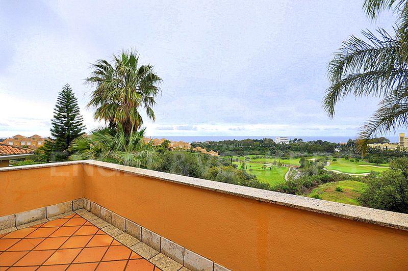 Townhouse With Sea Views For Sale In Santa Clara Golf Los Monteros Marbella Los Monteros