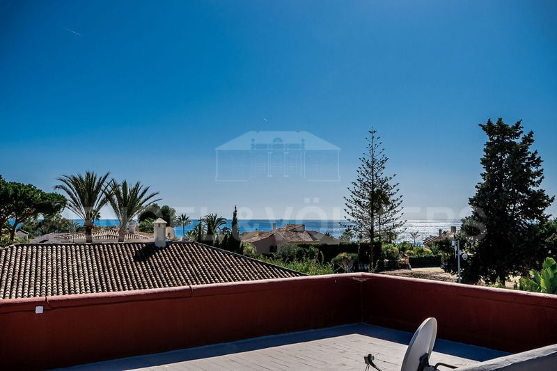 Villa in Los Monteros Marbella with great investment potential